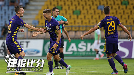 2:哈夫纳夫约杜尔是来自于冰岛联赛的的球队,他们在欧冠中主场上