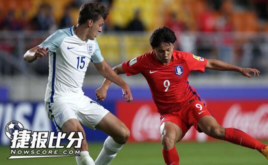 韩国U20vs葡萄牙U20 葡萄牙U20无惧东道主buff