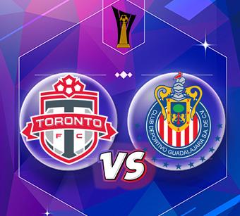 多伦多FCvs瓜达拉哈拉