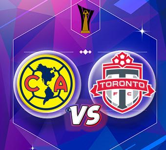 墨西哥美洲vs多伦多FC