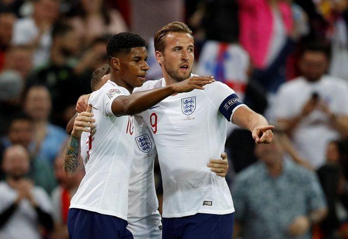 英格兰欧国联28人球员名单:鲁尼回归